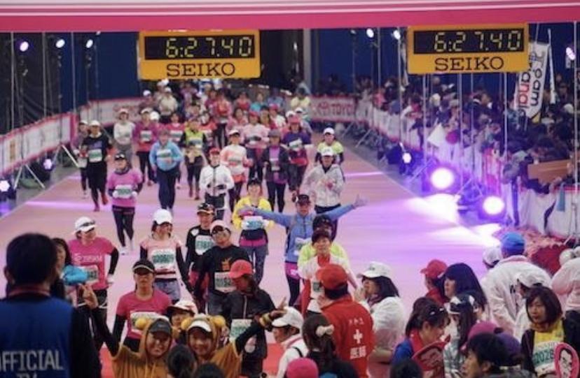 ウィメンズマラソン 画像