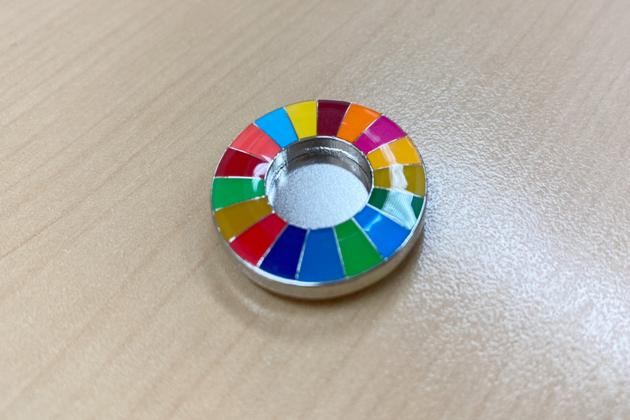 SDGs バッジ