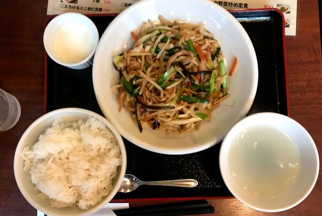 「八-HACHI-東京」日替わり定食